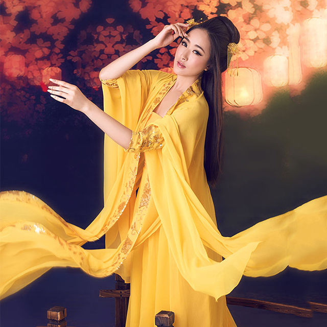 3a23ad9dc Feng Qing Wu Beauty Women Tang Dynasty Empress Costume 2015 Ancient Chinese  Costume Exhibition Design