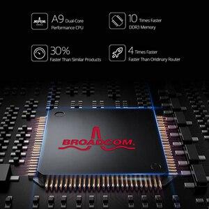 Image 2 - Tenda AC18 Gigabit Wireless Wifi Router 1900Mbps Dual Band 2,4/5 GHz 11AC Gigabit Wi Fi Repeater Broadcom CPU DDR3 USB 3.0 IPV6