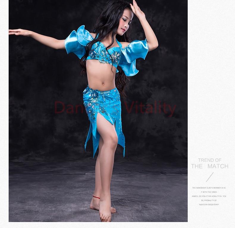 New Women Belly Dance Costumes 2019 Long Skirt Club Dancewear M L All Match