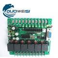 PLC IPC board microcontroller control board relay board PLC FX1N-14MR SRD24VDC FX1N  14MR
