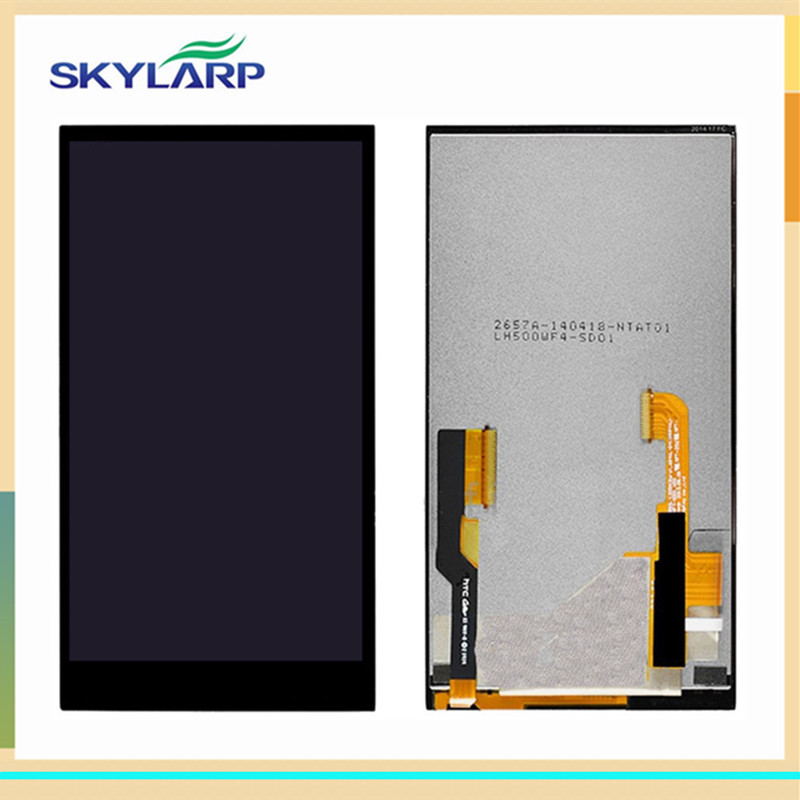 Original 5 inch LCD screen For HTC One M8 display screen panel with touch digitizer glass lcd screen display touch panel digitizer for htc bolt for htc 10 evo white or black color free shipping