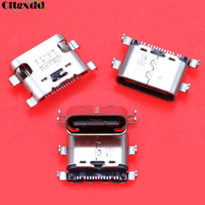 Cltgxdd 1PCS Mini Jack Socket Charging Port Dock Plug Repair Type C Micro USB Connector for ZTE C2016 W2016 ZMAX Pro Z981
