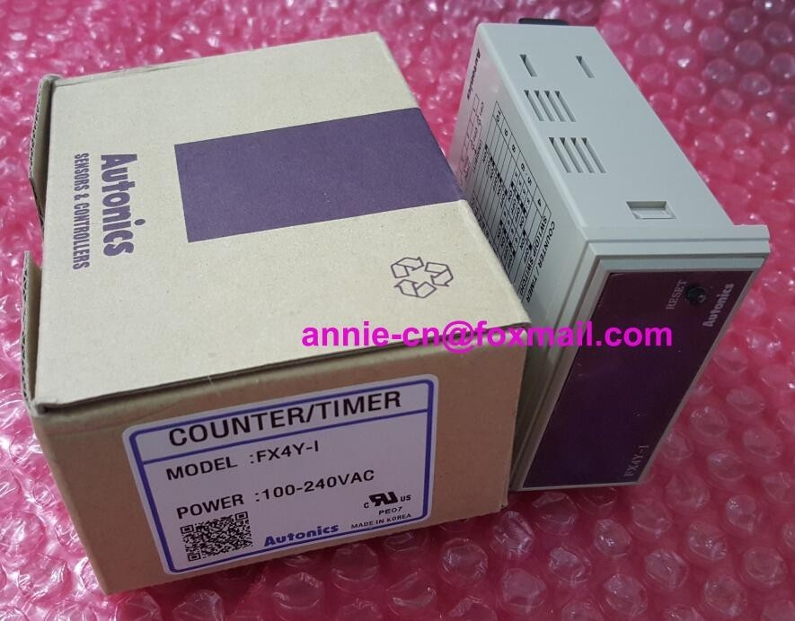FX4Y-I/FX4Y-1  New and original Autonics  Counter design,counter display TIMER/COUNTER 100-240VAC  цены