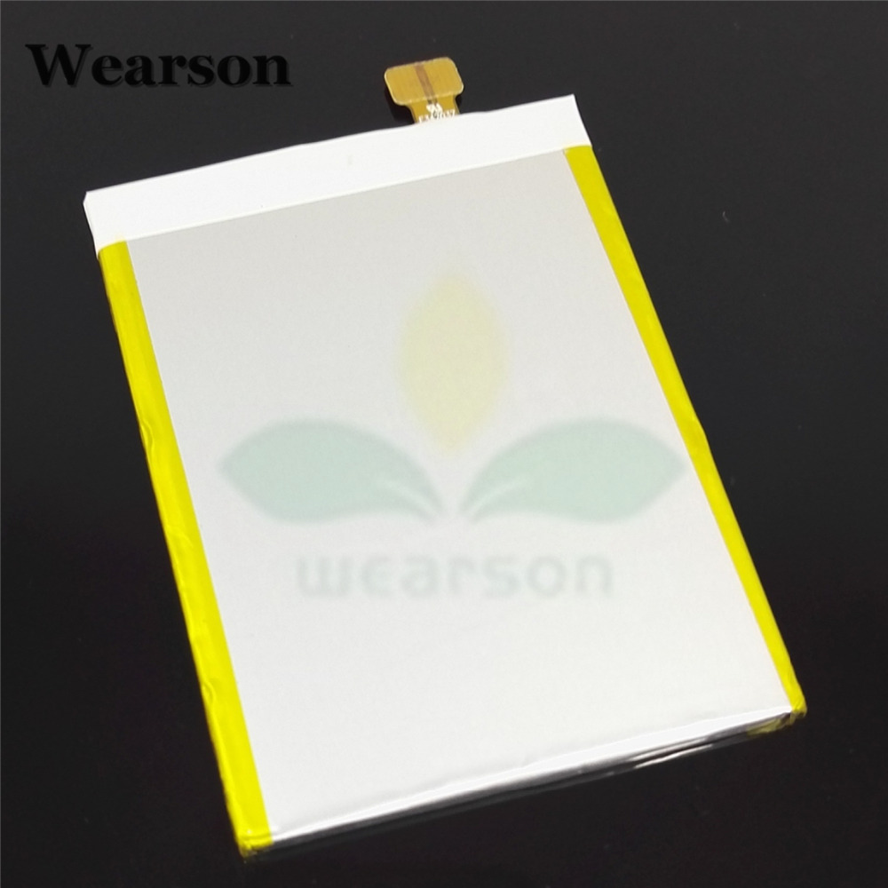 Wearson C11P1410 Battery For Asus Zenfone 5 Lite A502CG Battery 2500mAh Free Shipping With Tracking Number (2)