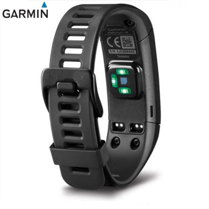 Original garmin vivosmart hr Heart rate monitoring smart Bracelet Watch sports ring with retail box