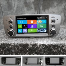For Fiat Siena / Grand Siena 2012~2015 – Car GPS Navigation + Stereo Radio DVD Player 1080P HD Touch Screen Multimedia System