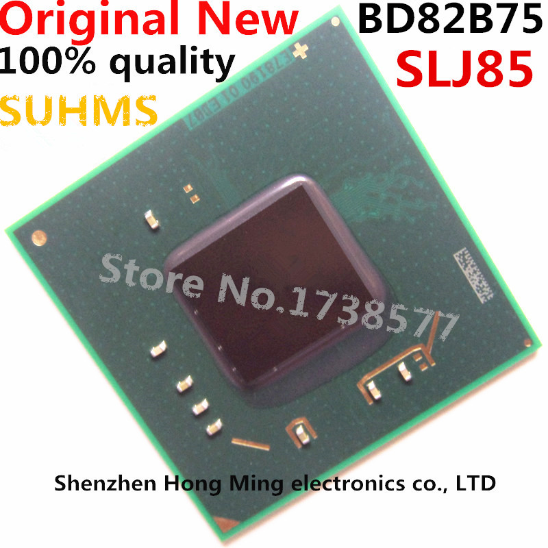 100% New BD82B75 SLJ85 BGA Chipset