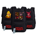 Anime Five Nights At Freddy backpack,school bag for students,children's school backpack for boys and girls back to school