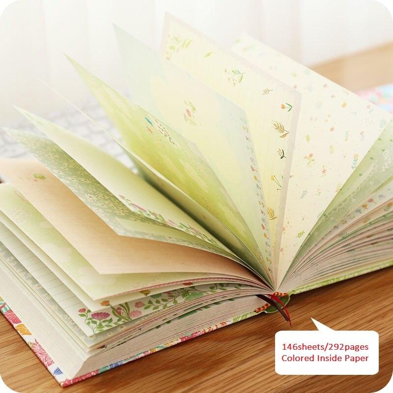 Kawaii Coreano Colorato Notebook, Spessore Studenti di Scrittura Notepad, Disegno Planner Scrapbooking Libro di SpessoreKawaii Coreano Colorato Notebook, Spessore Studenti di Scrittura Notepad, Disegno Planner Scrapbooking Libro di Spessore