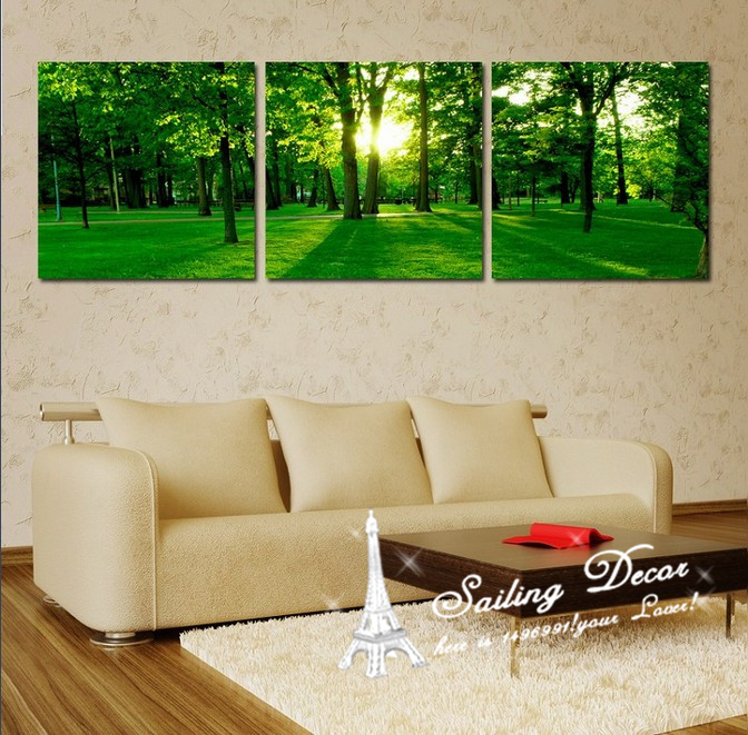 Buy Canvas Prints Painting On The Wall