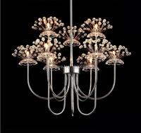 2015 New concept design Antler chandelier crystal lighting for living room foyer home modern led chandelier home bedroom lamp