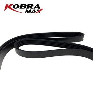 Image 3 - KOBRAMAX אוטומטי חלקי משולש v מצולע חגורה 5PK1750 עשוי באיכות גבוהה גומי Gwear התנגדות עבור רנו