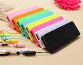 5600 МАч Powerbank Ультра Тонкий Универсальный Духи Портативное Зарядное Устройство Для LG Телефон Xiaomi Bateria наружный Power Bank RDZ496