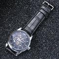 2016 Luxury Brand WINNER Auto Mechanical Men Watch Analog Self-wind Fashion Modern Skeleton Wristwatch Relojes de Hombre