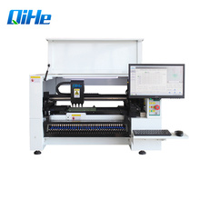New Product 2019 QIHE TVM926 Manufacture Low cost Automatic LED PCB assembly SMT chip mounter pick and place machine