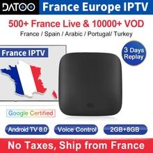Xiaomi Mi Box Android 8.0 France IPTV Box Smart Wifi 4K Mi Tv Box IPTV French Subscription Arabic Algeria Belgium Italy IP TV цена в Москве и Питере