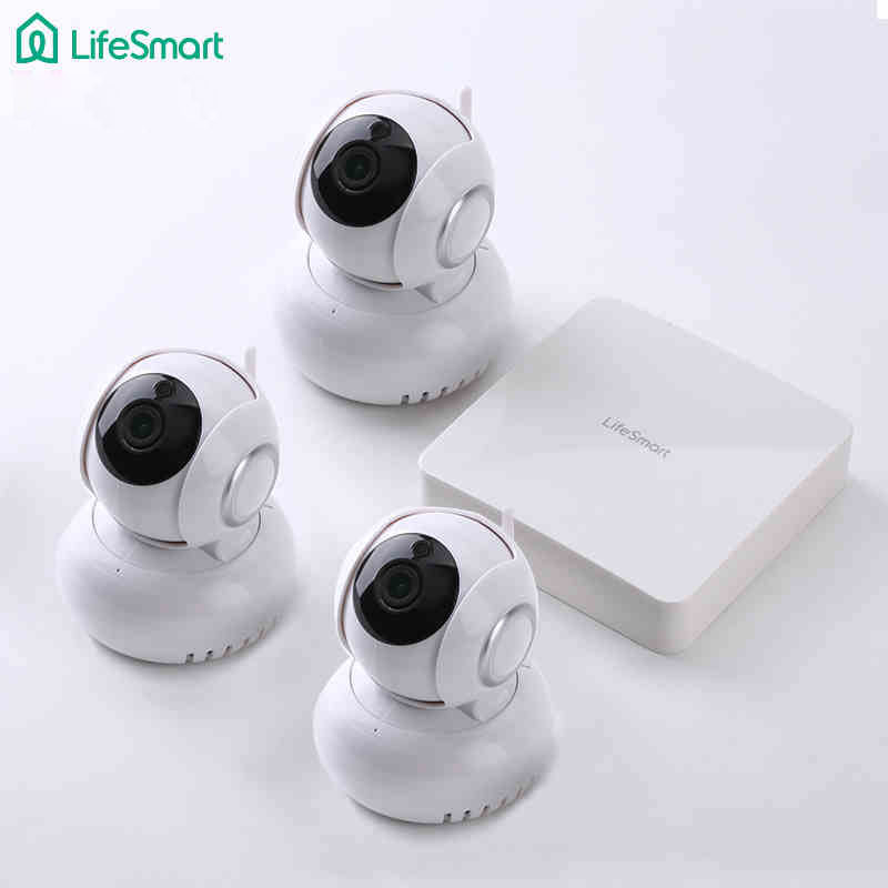 Smart Home LifeSmart Mini Remote Control Wifi IP Camera Wireless 720P HD P2P CCT