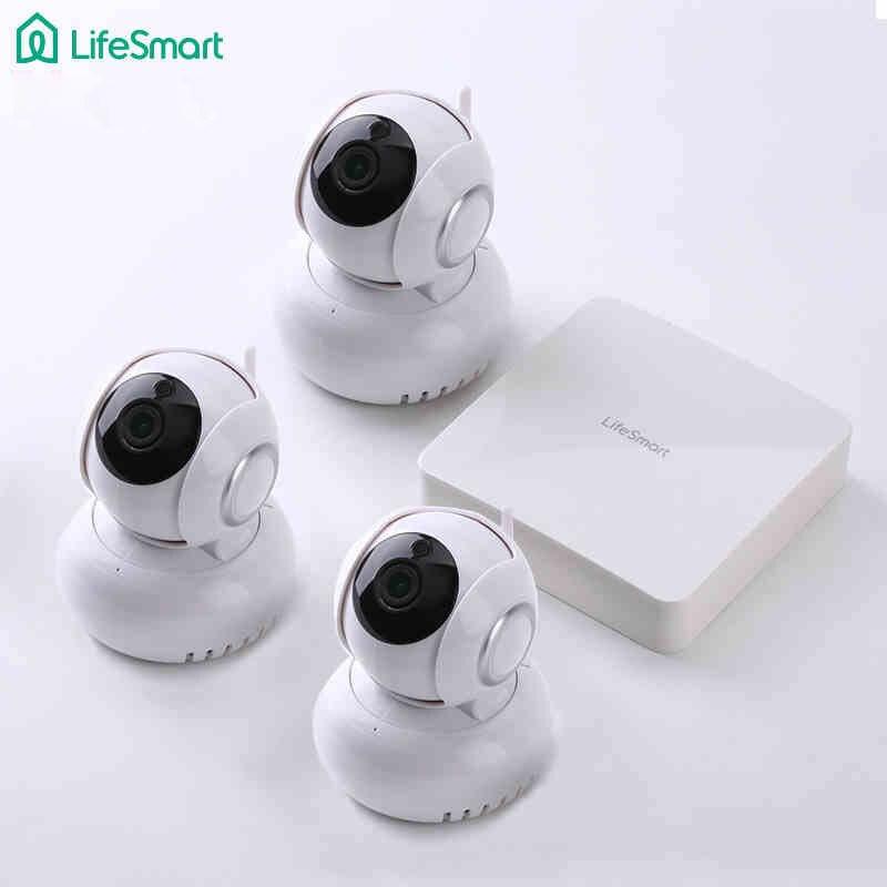 eWelink LifeSmart Mini Remote Control Wifi IP Camera