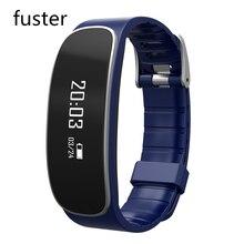 Fuster H29 Спорт Умный Браслет Bluetooth 4.4 Фитнес-Браслет IPX7 Водонепроницаемый для iPhone 7 и Samsung S8