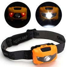 3W LED Headlamp Waterproof Headlight