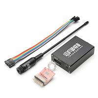 433Mhz 16CH Long Range UHF System Transmitter FPV Amplifier Support SBUS1 PPM PWM 10ch Receiver