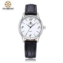 Luxury Brand STARKING Ladies Watch Quartz Leather Watches Women Luminous Ultra Thin Simple Casual Wristwatch BL0941