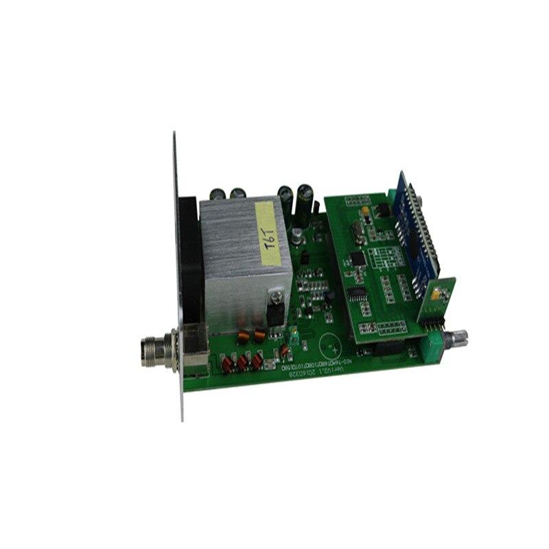 5 W/15 W FM stéréo PLL émetteur carte PCB pour bricolage 87-108 MHz