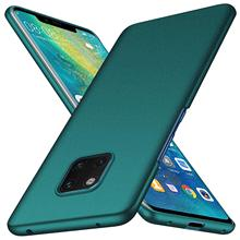 For Huawei P40 Mate 20 Pro Mate 30 Pro Case, Ultra Thin Minimalist Slim Protective Phone Case Back Cover for Huawei Mate 20 Pro