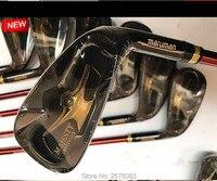 Новый гольф клубы Maruman Величества Prestigio 9 Гольф Утюги 5 10 9.pas Гольф клубы Вал графита шлем
