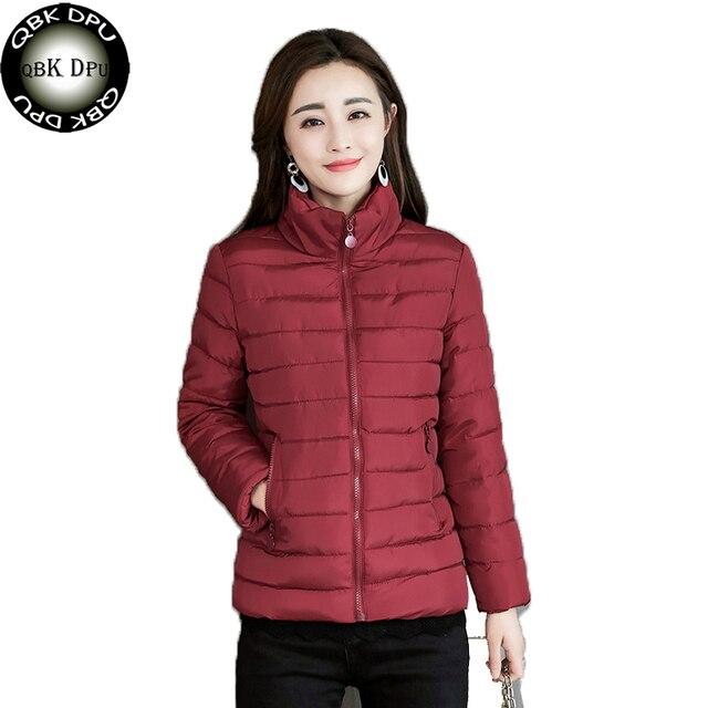 3612c6e9d6323 Down Cotton Ultra Light Womens Winter Short Coat Snow Wear Warm Jacket Women  Large Size Elegant Jackets Parkas For Ladies