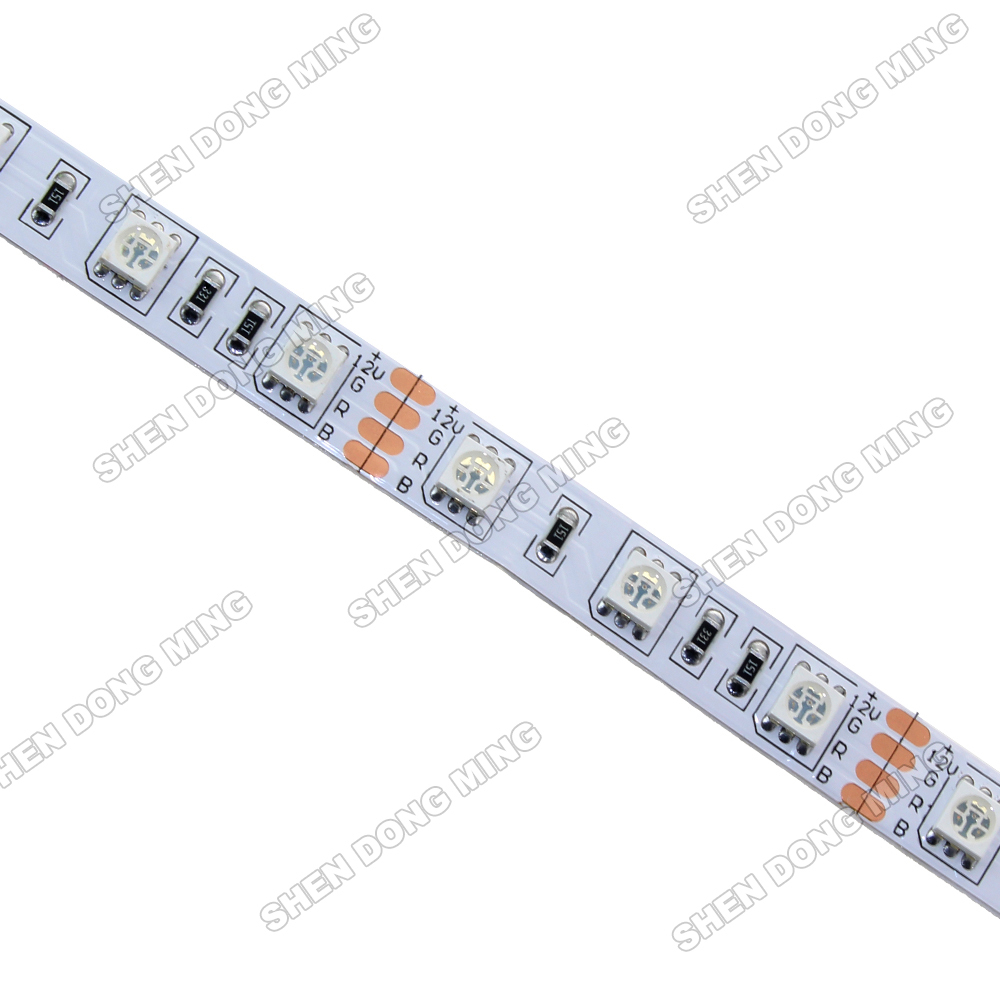 Rgb led strip 5050 smd 12v led strip light 60 leds m 1 meter rgb rgb led strip 5050 smd 12v led strip light 60 leds m 1 meter rgbwhitewhite warmbluegreenredyellow rgb led tape in led strips from lights lighting aloadofball Image collections