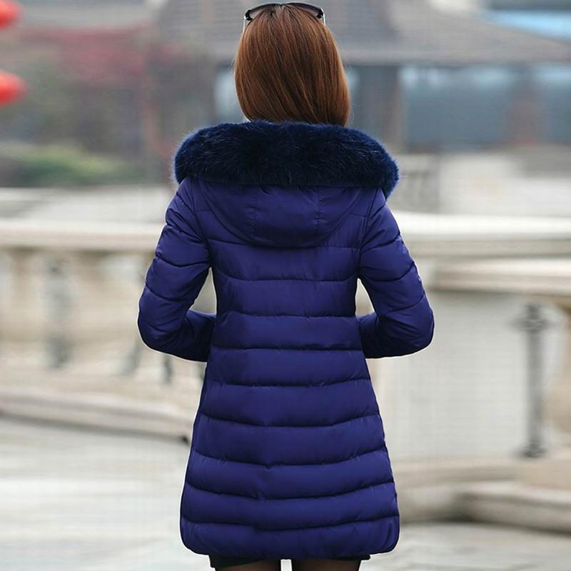 women winter coats women winter jacket women Womens Winter Jackets And Coats 2016 Thick Warm Hooded Down Cotton Padded Parkas For Women's Winter Jacket Female Manteau Femme (2)