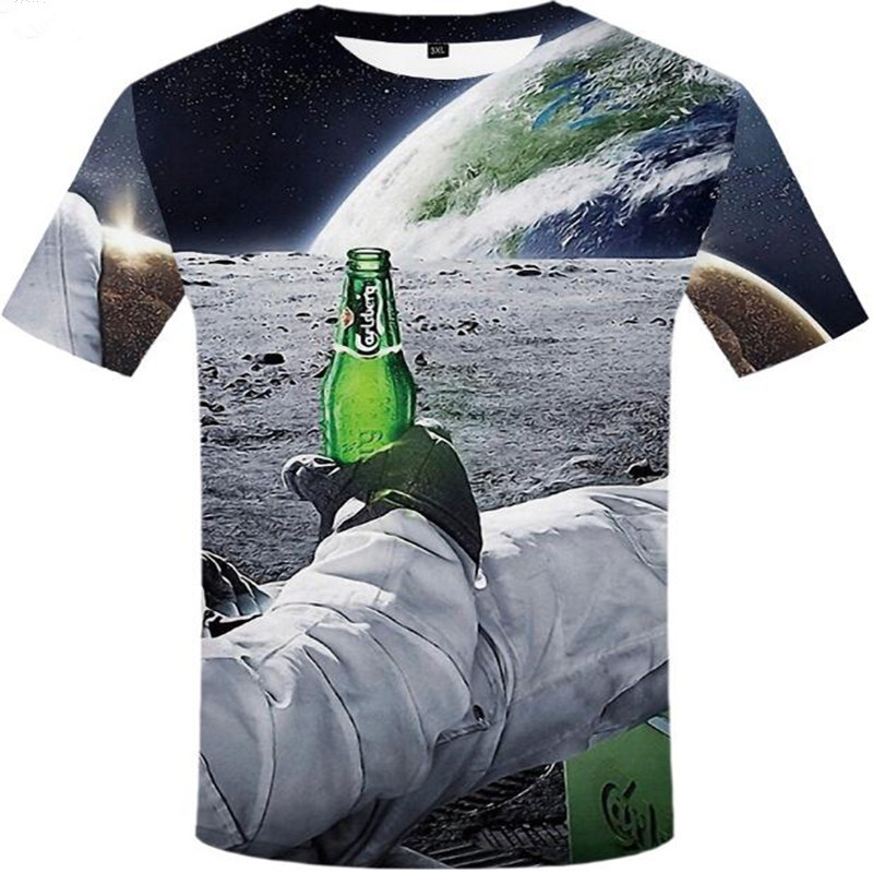 Hombre De Ropa Camiseta Digital Aliexpress Burbuja Cerveza Para Nueva Impresión Deportiva dxBCoe