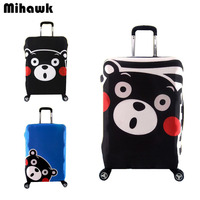 Cartoon Elastic Luggage Protective Cover For 18 32 Inch Trolley Suitcase Protect Dust Bag Case Travel