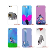 Accessories Phone Cases Covers cute donkey Eeyore For Samsung Galaxy S3 S4 S5 MINI S6 S7 edge S8 S9 Plus Note 2 3 4 5 8