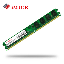 iMICE Desktop PC Used DDR2 2GB Ram 800MHz 667Mhz PC2-5300U CL5 240Pin 1.8 V Memory For Intel AMD Compatible Computer Memory