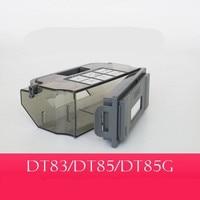 1 Pcs Dust Box Bin Replacement for Ecovacs Deebot DT83 DT85 DT85G Robot Vacuum Cleaner Parts Accessories Filters
