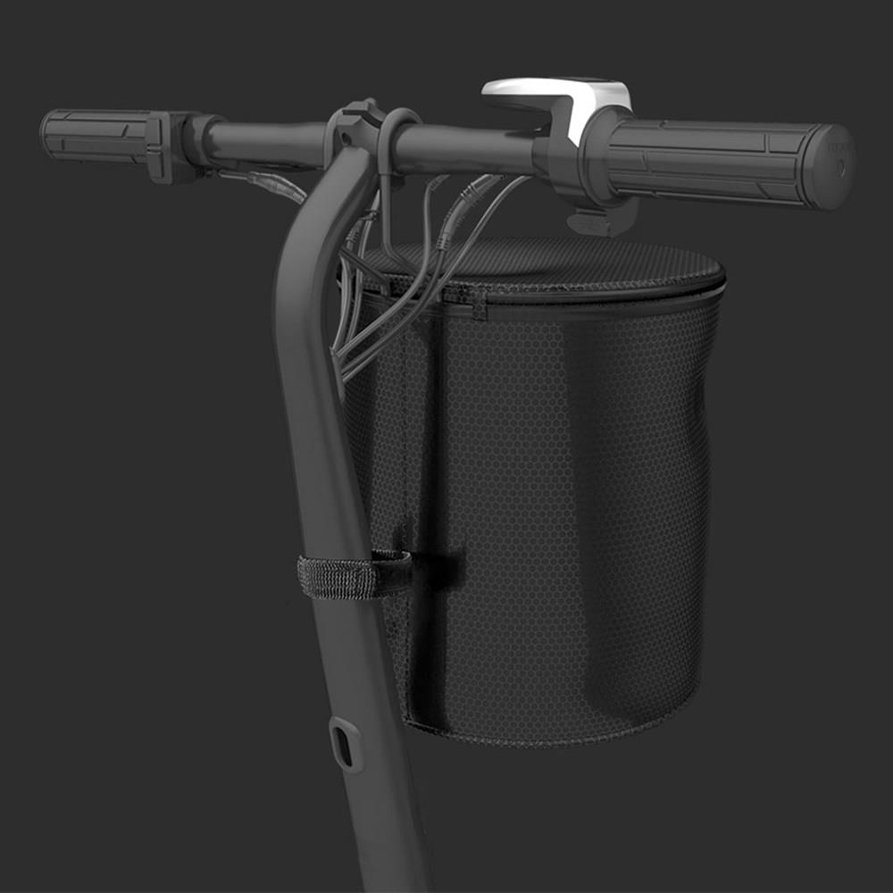 Original Himo 12L Waterproof Storage Basket Bike Bag Supplies For Xiaomi Electric Scooter HIMO C20 V1 Series Universal