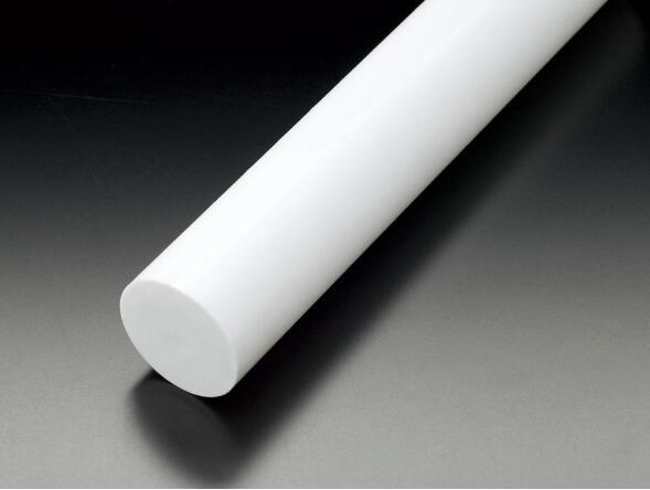 2pcs/lot Dia 65-100mm Length: 50cm Teflon F4 PTFE Stick Rod Polytef PTFE Bar Solid Rod