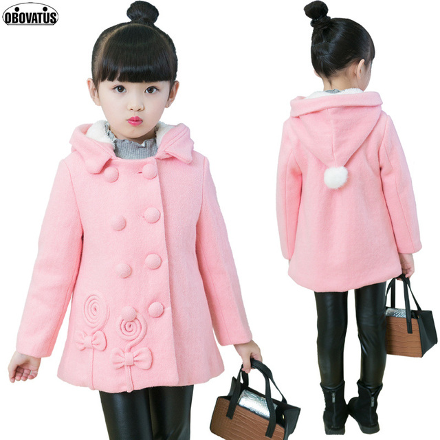 Red Flower Girl Jacket