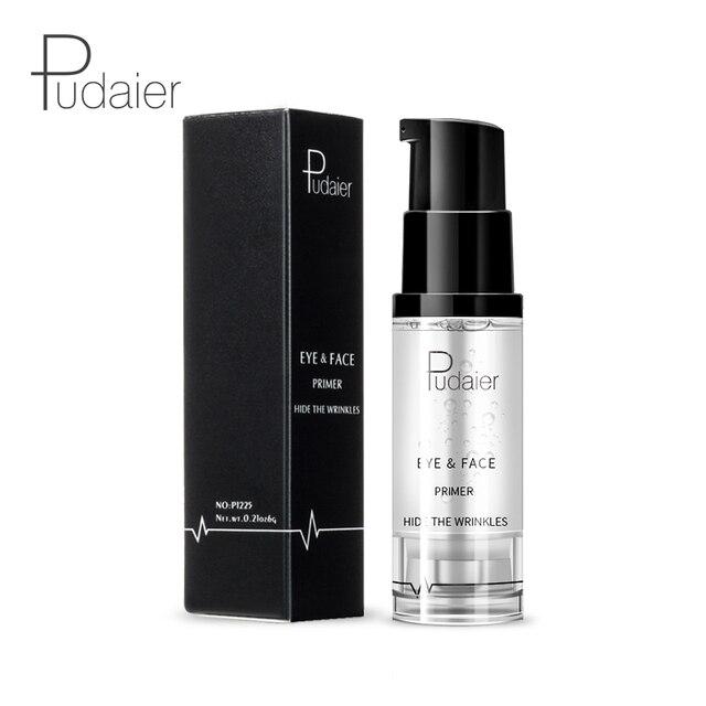 Pudaier Natural Base Under the Shadows Primer prolong Eyeshadow Make up Long-lasting Eye Liquid Hide Wrinkles Keep Eye perfectly 5