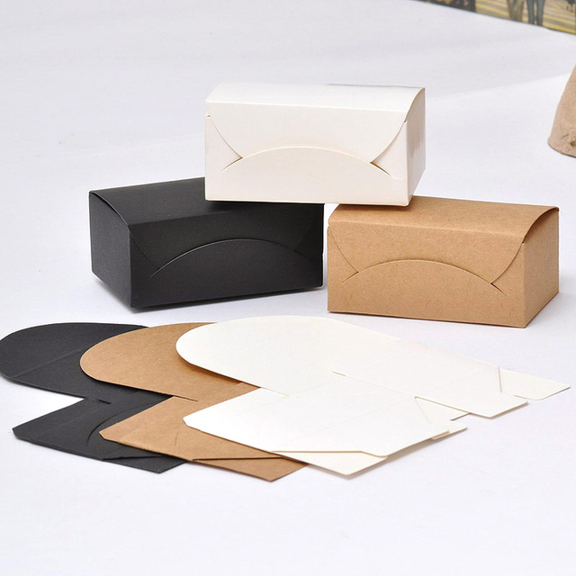50pcslot 9x52x35cm blackbrownwhite colors kraft paper gift 50pcslot 9x52x35cm blackbrownwhite colors kraft reheart