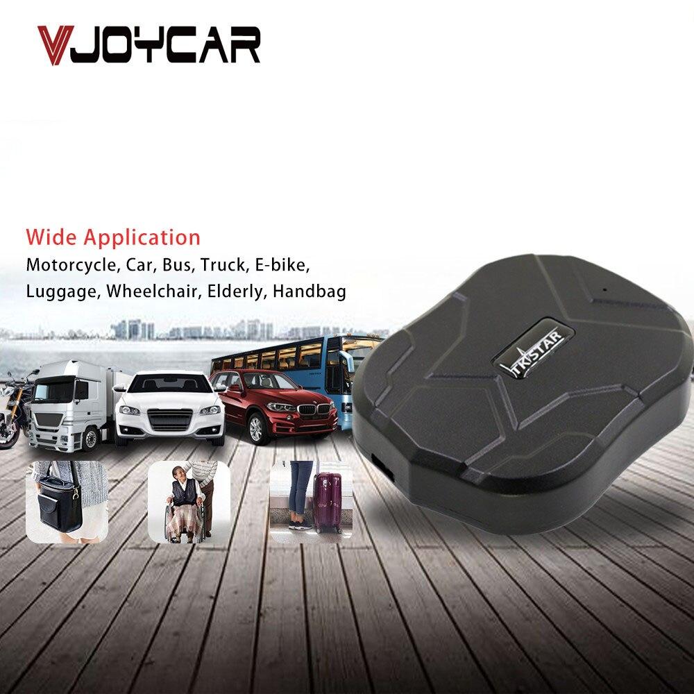 Voiture traceur gps TKSTAR TK905 Étanche 5000 MAH Longue autonomie de la batterie Véhicule localisateur gps pour la voiture Camion Moto Geo Clôture Alerte