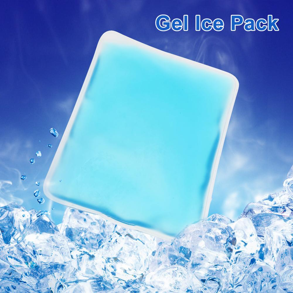 Knee Patch Sports Injury Muscle Pain Relief First Aid Gel Ice Pack/Wraps Hot Cold Bag For Food Fresh Food Ice Bag