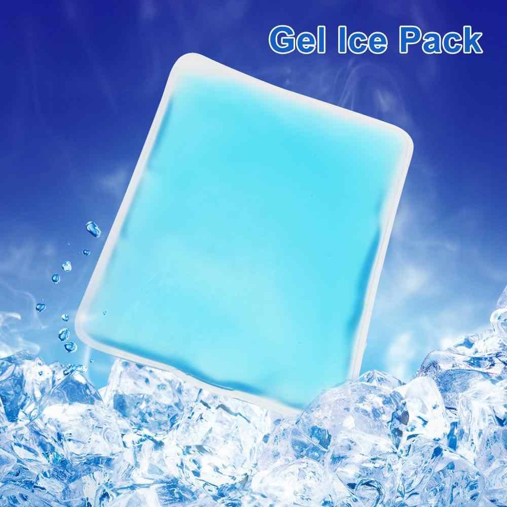 Knie Patch Sport Verletzungen Muscle Pain Relief Erste Hilfe Gel Eis Pack/Wraps Heißer Kalten Tasche für Lebensmittel Frisch essen Eis Tasche