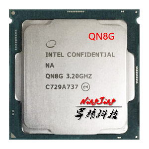 Intel Core i7-8700K es i7 8700K es QN8G 3.2 GHz Six-Core Twelve-Thread CPU Processor 12M 95W LGA 1151