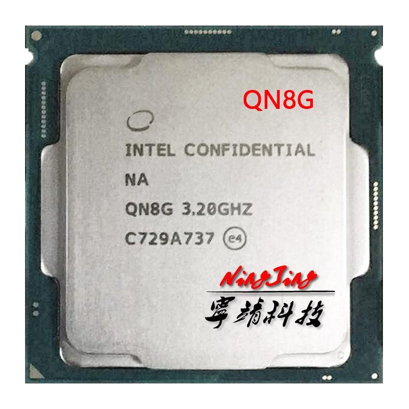 [해외] 인텔 코어 I7 8700K ES I7 8700 K 3.2 GHZ 6 12 스레드 CPU 프로세서 M 95 W - 인텔 코어 I7 8700K ES I7