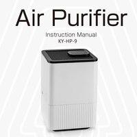Очиститель воздуха hepa очиститель воздуха устройство для удаления дыма отрицательный ионный освежитель воздуха ti mi ng Коммерческая офисная