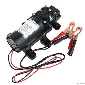 DC12V 5L Transfer Pump Extractor Oil Fluid Scavenge Suction Vacuum For Car Boat