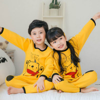 Autumn Children Clothes Kids Clothing Set Boys Pajamas Sets Nightwear Pajamas Girls Sleepwear Big Boy Girl Pyjamas Kids Clothes